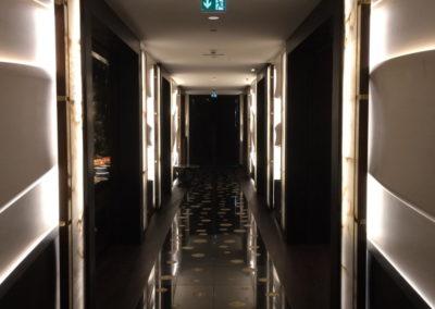 porte Collectionneur couloir