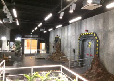 realisation virtual adventure interieur